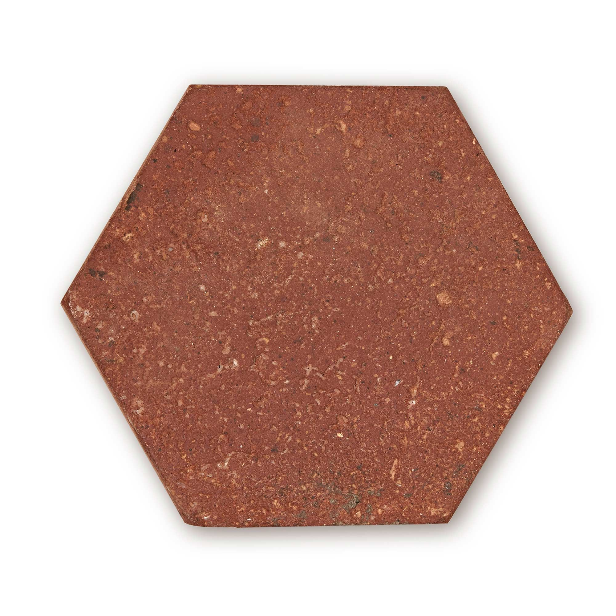 Reclaimed Terracotta Hexagon