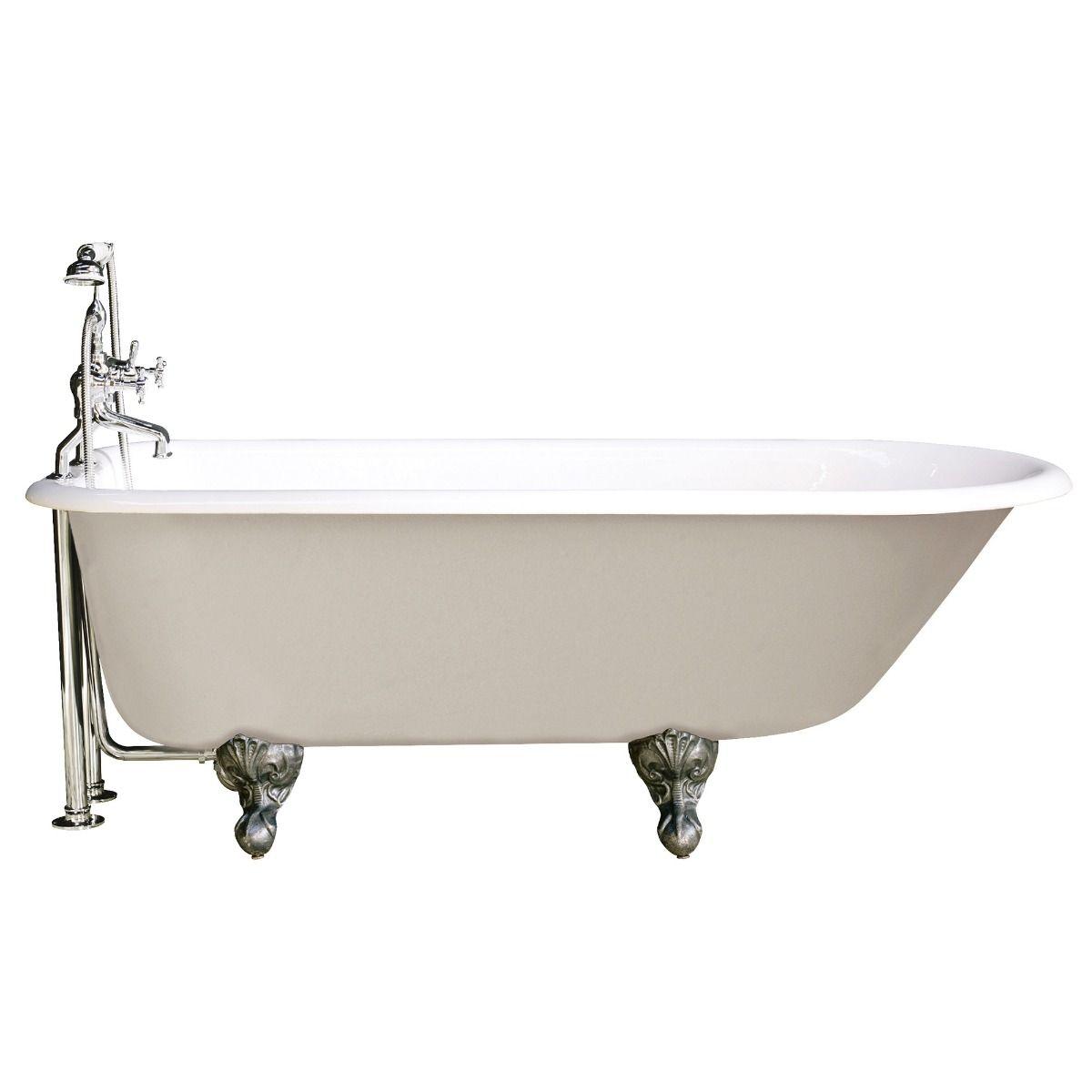 Versailles Freestanding Single Ended Bath
