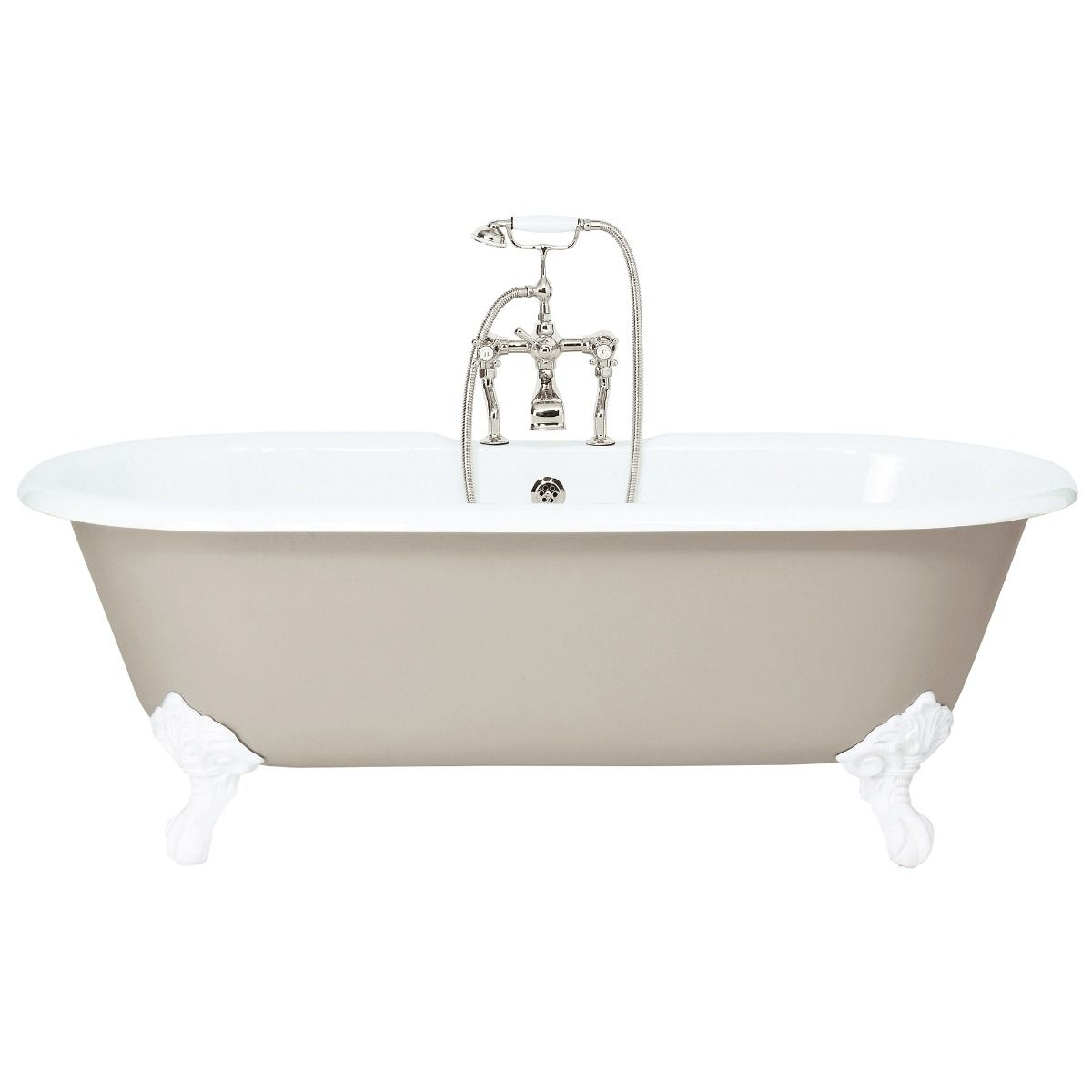 Versailles Freestanding Double Ended Bath