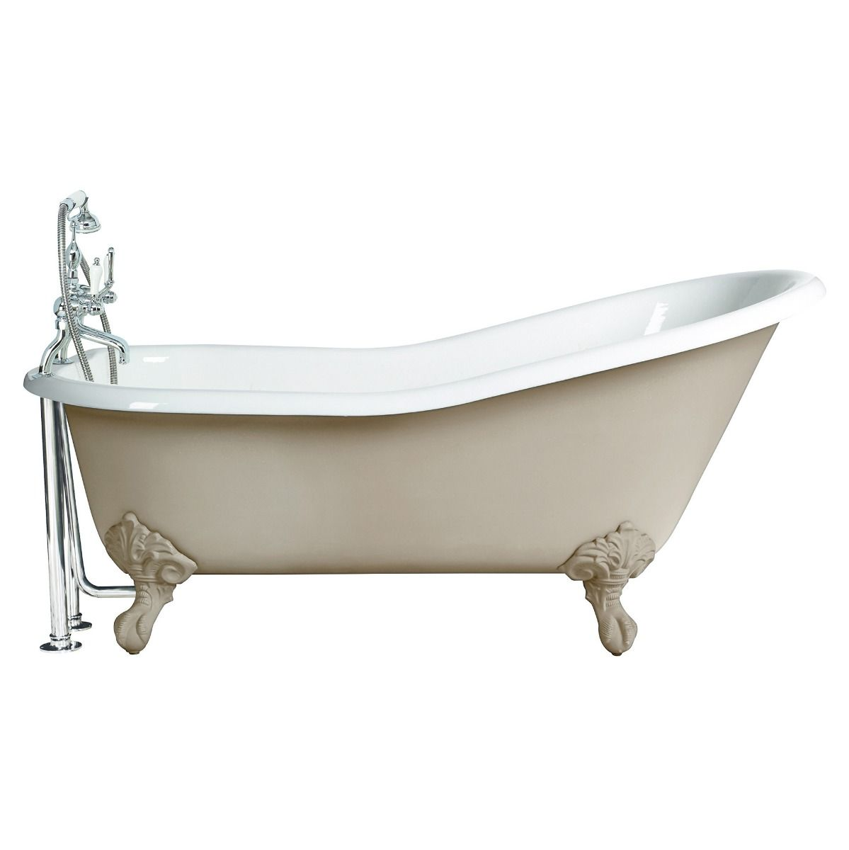 Versailles Slipper Bath 170