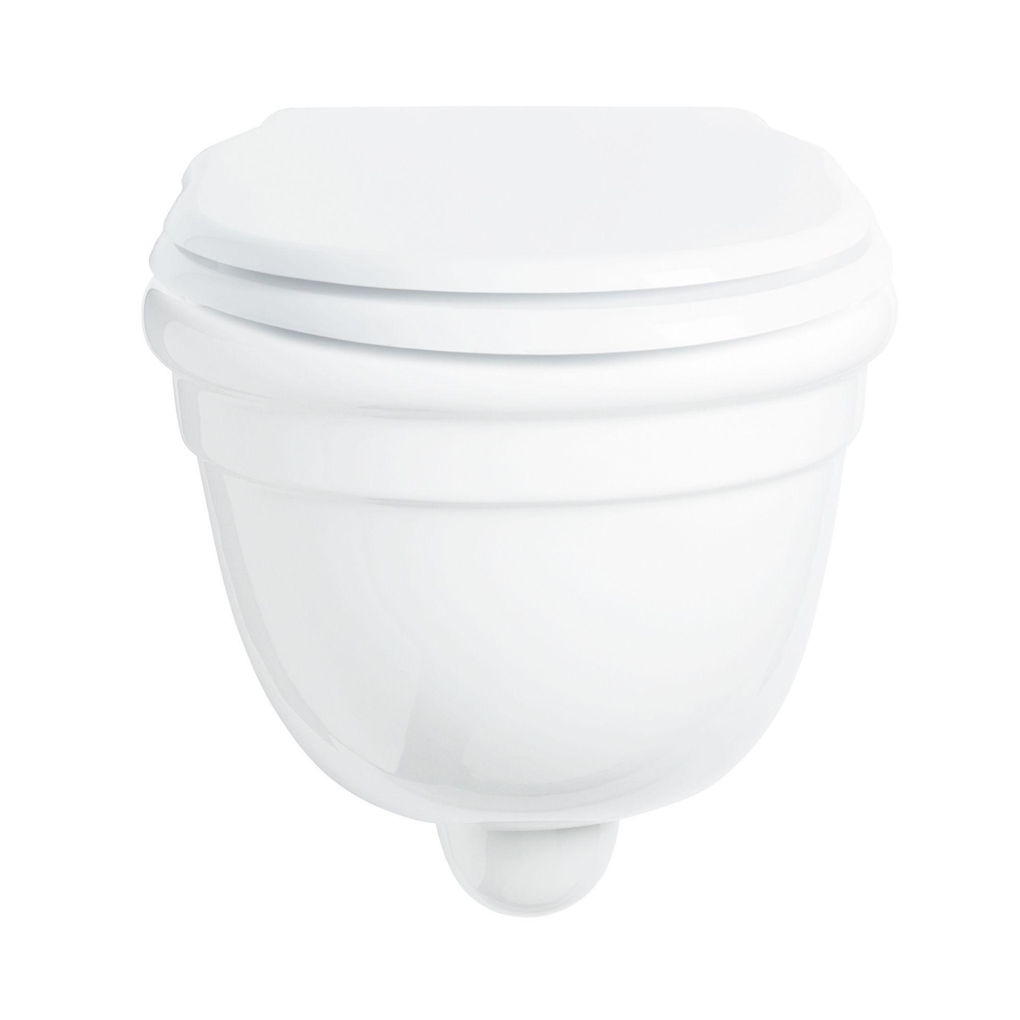 Versailles Wall Hung Toilet