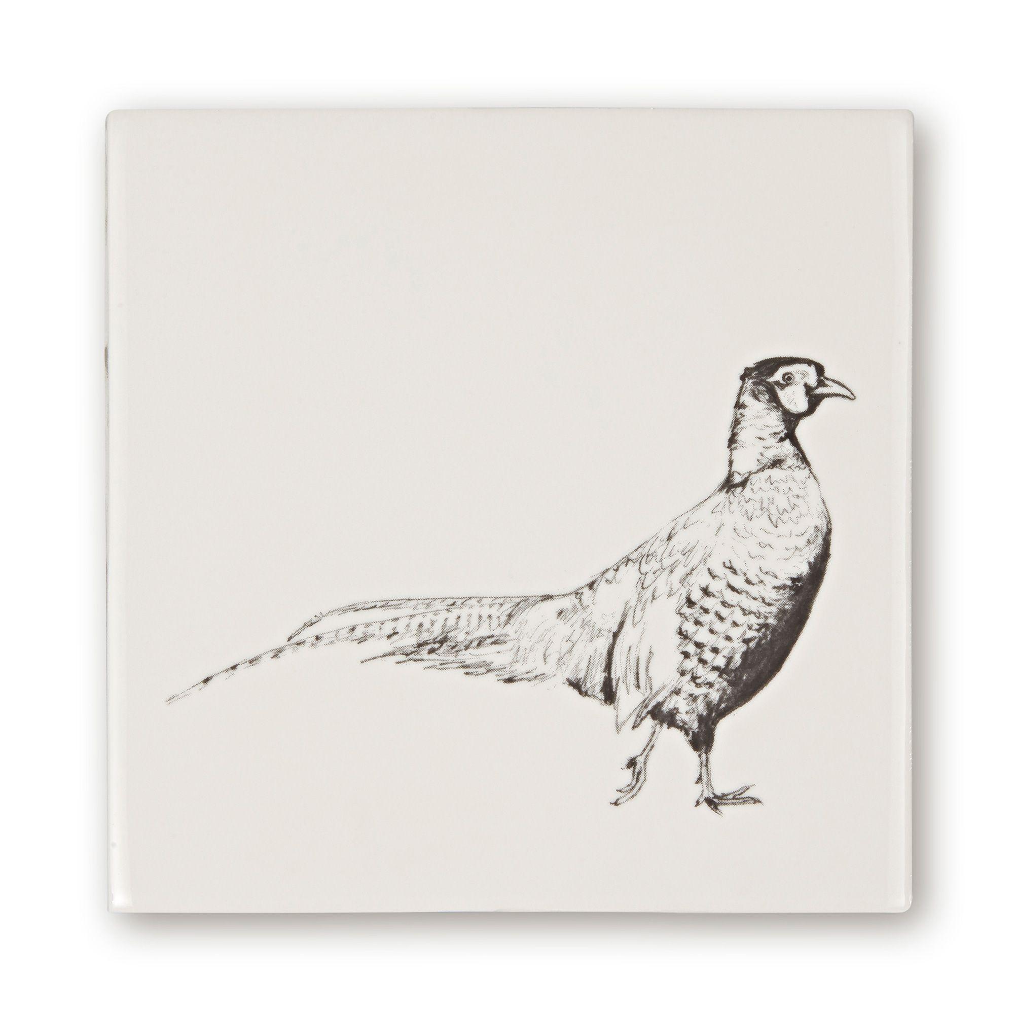 Woodland Animals Pheasant