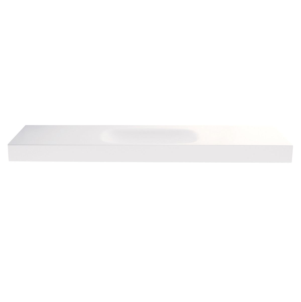 Whitechapel Countertop with Formed Basin/s