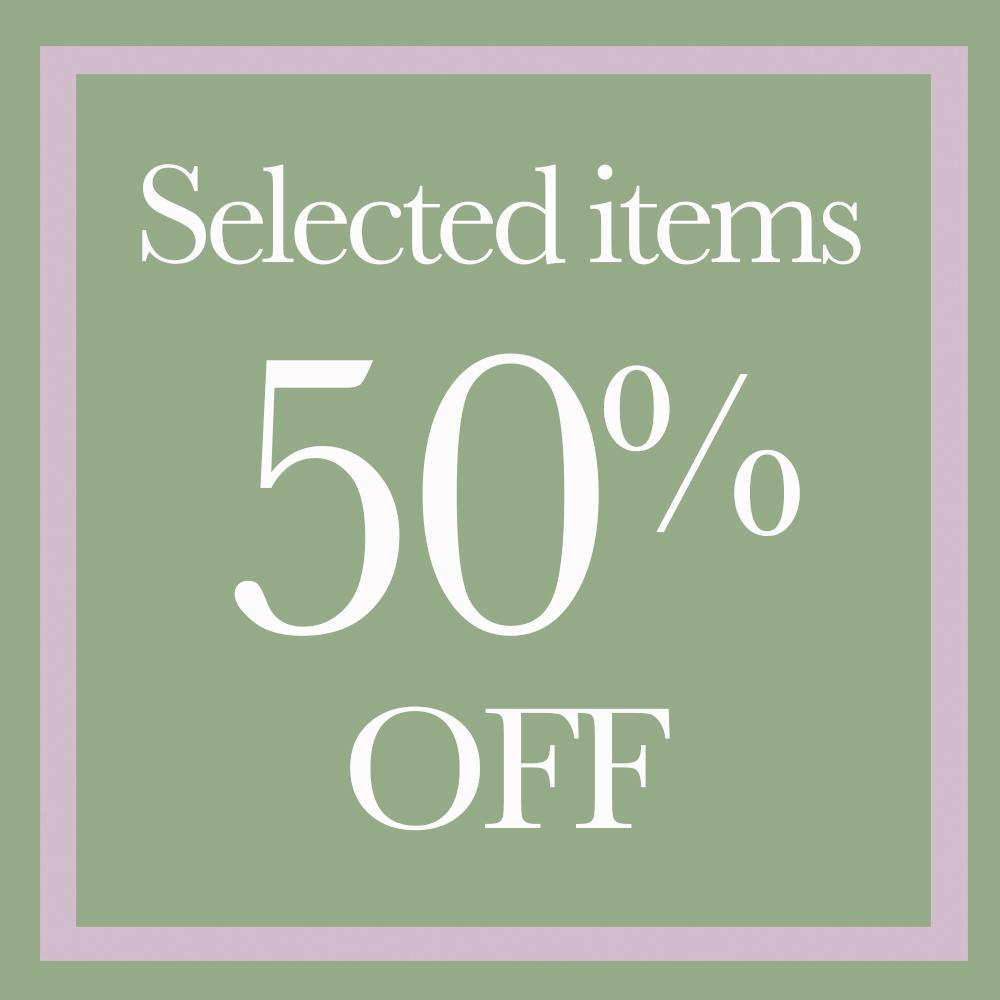 Sale - 50% off